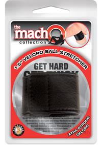 Macho Velcro Ball Stretcher 1.5