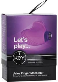 Key Aries Lavender (disc)
