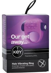 Keys Halo Lavender