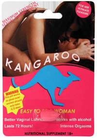 Kangaroo For Her 1 Pill Count