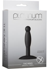 Platinum Minis Smooth Small Blk