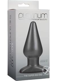 Platinum Super Big End Charcoal