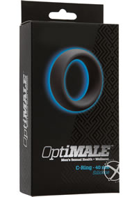 Optimale C-ring Thick 40mm  slate