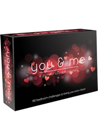 You and Me - A Game Of Love And Intimacy