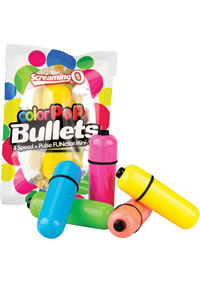 Color Pop Bullets 20/disp