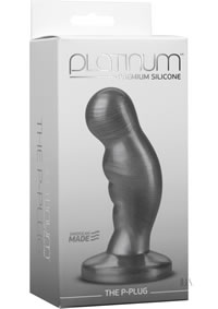Platinum Pplug Massager Charcoal