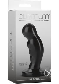 Platinum Pplug Massager Black