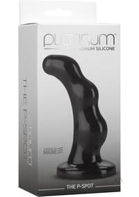 Platinum Pspot Massager Black