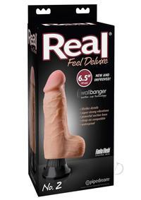 Real Feel Deluxe 02 6.5 Flesh