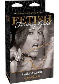 Ff Gold Leash