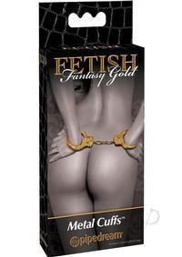Ff Gold Handcuffs