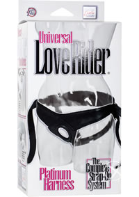 Universal Love Rider Patinum Harness