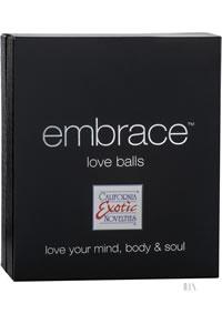 Embrace Love Balls Grey