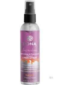 Dona Linen Spray Tropical Tease 4oz