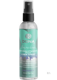 Dona Linen Spray Sinful Spring 4oz
