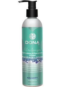 Dona Massage Lotion Sinful Spring 8oz