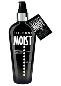 Moist Silicone Lubricant 4oz(disc)