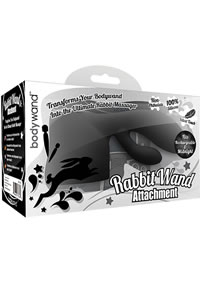 Bodywand Recharge Rabbit Attachment