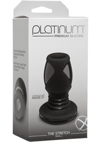 Platinum The Stretch Black Small