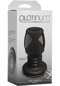 Platinum The Stretch Black Medium