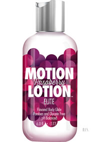 Motion Lotion Elite Raspberry 6oz (disc)