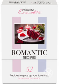 Intimate Encounters Romantic Recipes