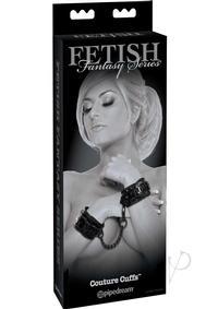 Ffle Couture Cuffs Black