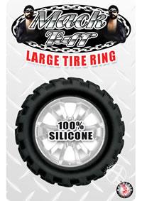 Mack Tuff Large Tire Ring Black