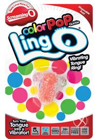 Color Pop Quickie Lingo Orange - Loose