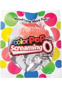Color Pop Quickie Screamingo Ornge-loose