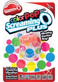 Color Pop Quickie Screamplus Orang-loose