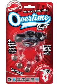 The Overtime Black