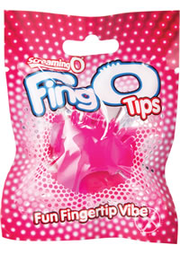 Fingo Tips Pink - Individual