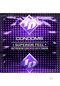 Id Superior Feel Condoms 144/jar