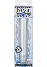 Aluminum Heat Wave Standard Silver(disc)