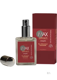 Max Attract Renegade Cologne 1oz