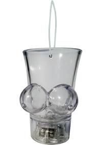 Light Up Boobie Shot Glass