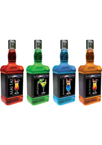 Liquor Lube Assorted 16/disp