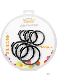 Silicone O Ring Set