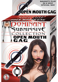 Dominant Submissive Fetish Mouth Gag