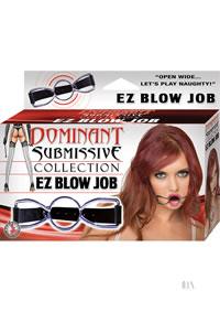 Dominant Submissive Ez Blow Job