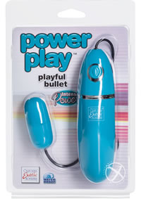 Power Play Playful Bullet Teal