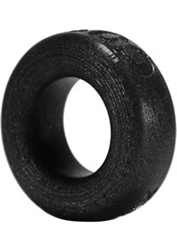 Cock T Cockring Black