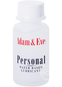 A and E Personal Water Based Lube 1oz