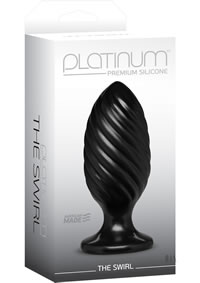 Platinum The Swirl Black