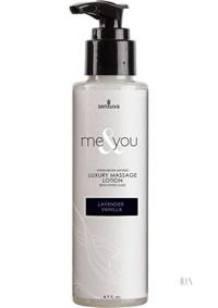 Me and You Massage Lotion Lavender-van 4.2