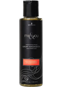 Me and You Massage Oil Passion Guava 4.2