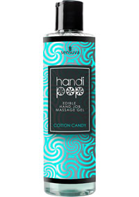 Handipop Massage Gel Cotton Candy 4.2oz