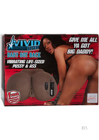 Vivid Raw Baby Got Back Black (disc)