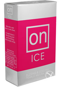 On For Her Arousal Ice 5ml Large Box